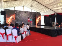 Stage & Backdrop & Carpeting 1